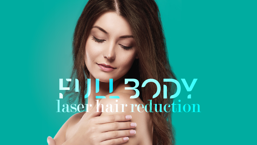 Full Body Laser Hair Reduction / Removal using Reveal Vega Diode with 2D Technology for a Painless and Fastest procedure. Kerala's best Skin clinic offering full body hair removal with special packages.
